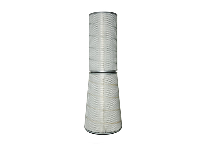 P03 - 0192 Hepa F9 Grade Gas Turbine Air Inlet Filters Large Air Flow Durable In Use